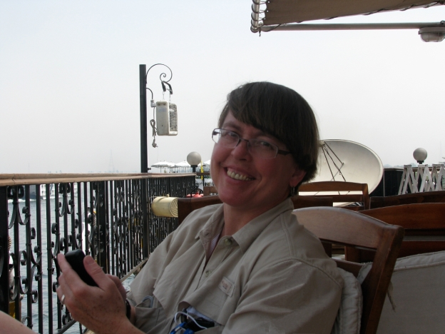 Cindy Huyser. Photo credit: Debra L. Winegarten